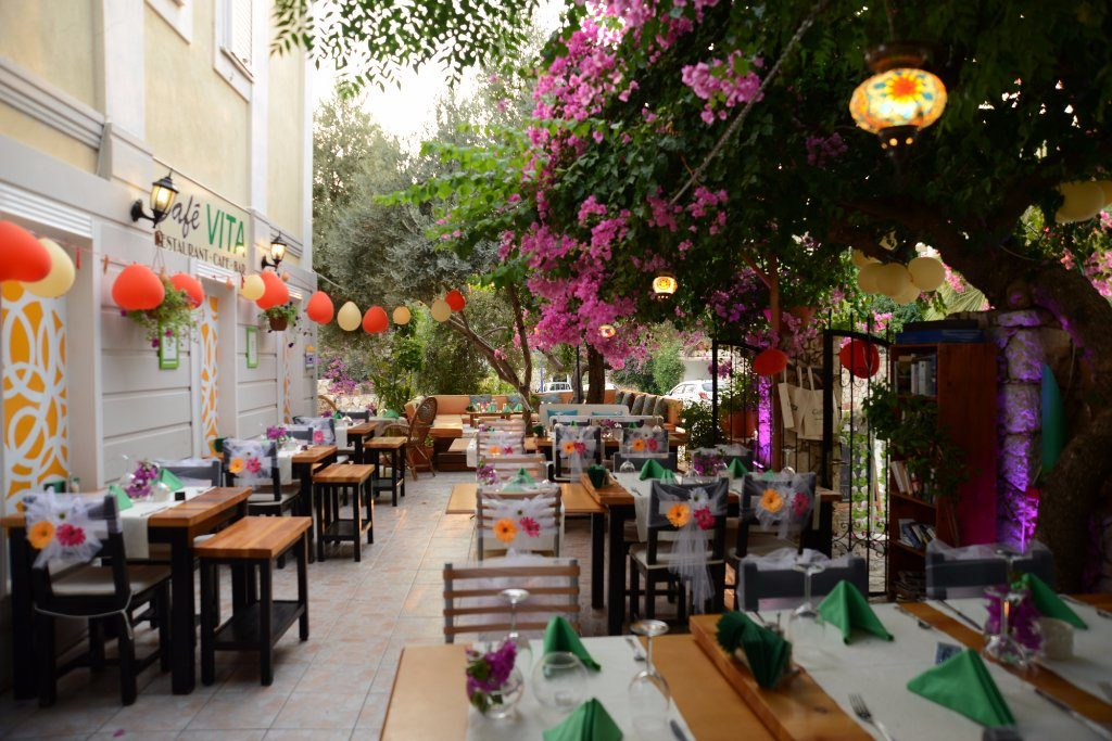 Cafe Vita Kaş - Kalkan