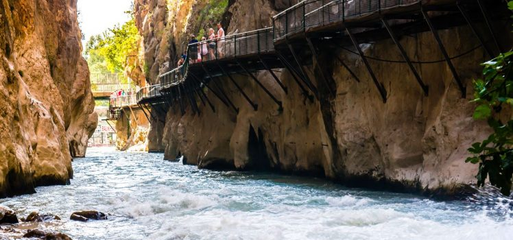 Saklikent Gorge - Kalkan Turkey 01