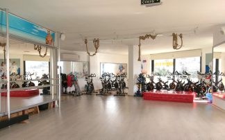 The Kalkan Gym